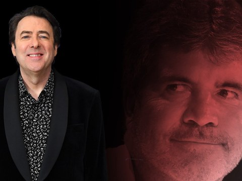 Jonathan Ross throws shade at Simon Cowell ahead of ITV's The Masked Singer