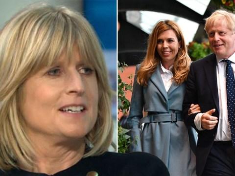 Boris Johnson's sister Rachel hasn't met his girlfriend Carrie Symonds yet