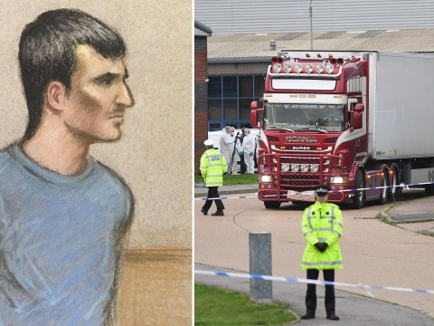 Lorry driver denies human trafficking charges linked to deaths of 39 migrants