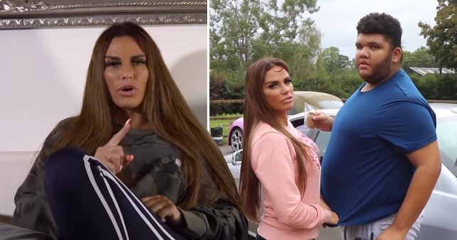 Katie Price calls to meet Harvey's trolls in heartbreaking plea to end online abuse