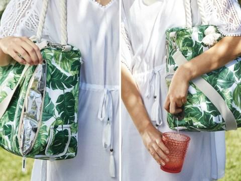Aldi is selling a tote bag that's secretly a wine dispenser