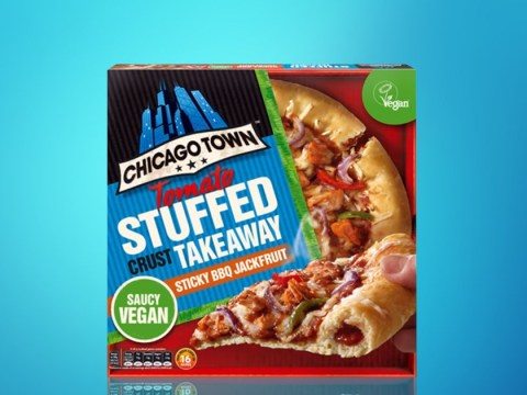 Chicago Town is launching its first stuffed-crust vegan pizza