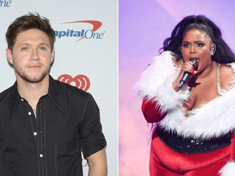 Niall Horan left blushing as Lizzo suggests he can 'smash her' and we have so many questions