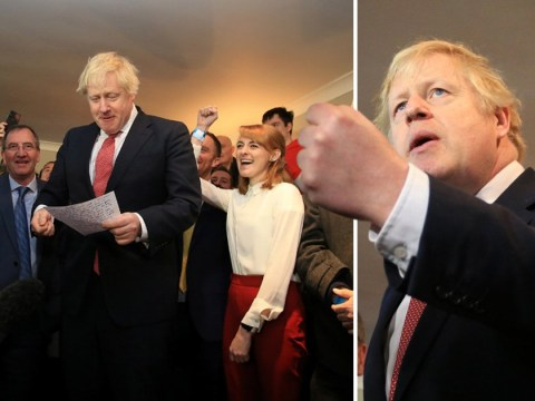 Boris Johnson visits newly elected MPs after Tories storm northern Labour heartlands