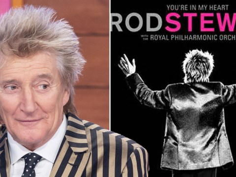 Rod Stewart, 74, sets record as oldest male to top UK album charts