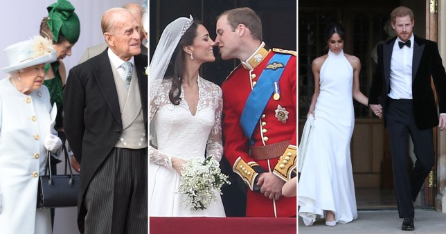 royal family over the last decade