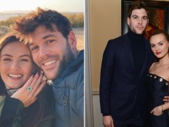 YouTuber Niomi Smart announces engagement to Joe Woodward ahead of India move