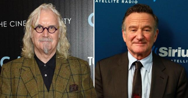 Billy Connolly / Robin Williams