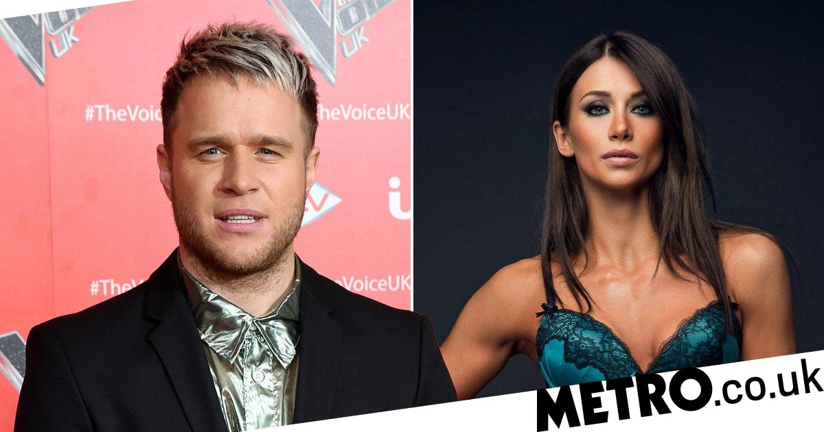Olly Murs goes official with new girlfriend Amelia Tank