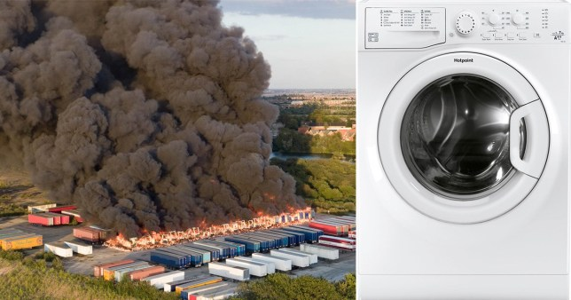 Whirlpool finally recalls washing machines at risk of setting on fire