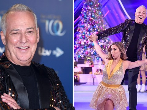 Dancing on Ice: Michael Barrymore reveals how his nightmare of getting an injury came true