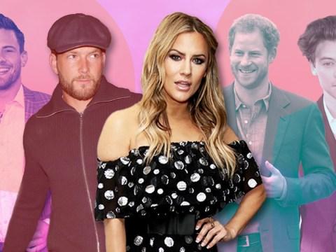 Caroline Flack's relationship history – From Harry Styles to boyfriend Lewis Burton