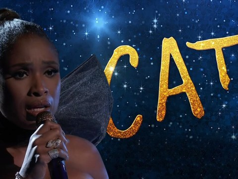 Jennifer Hudson performs Memory for the first time live on The Voice – and we're not crying, you are