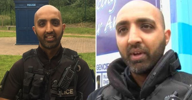 West Yorkshire PC Amjad Ditta, also known as Amjad Hussain, 35, has been charged with sexual touching