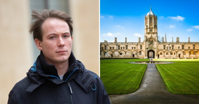 Niall McPaul was acquitted of raping a fellow Oxford student after she fell asleep at a house party