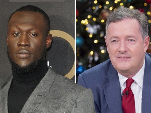 Piers Morgan and Stormzy go head to head over the rapper calling Boris Johnson 'a very bad man'