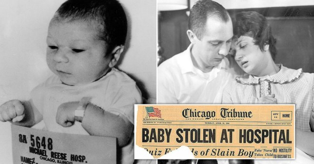 Paul Fronczak was abducted as a baby in 1964