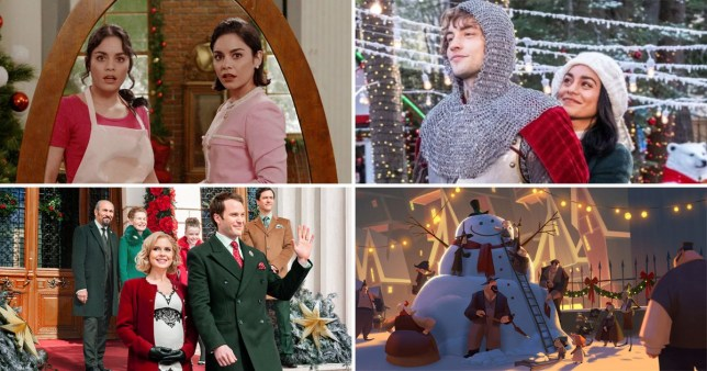 What Christmas films are on Netflix?