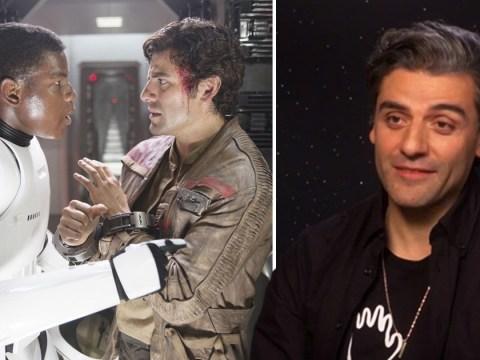 Star Wars' Oscar Isaac wanted same-sex romance between Poe and Finn just like the rest of us as he discusses spin-off