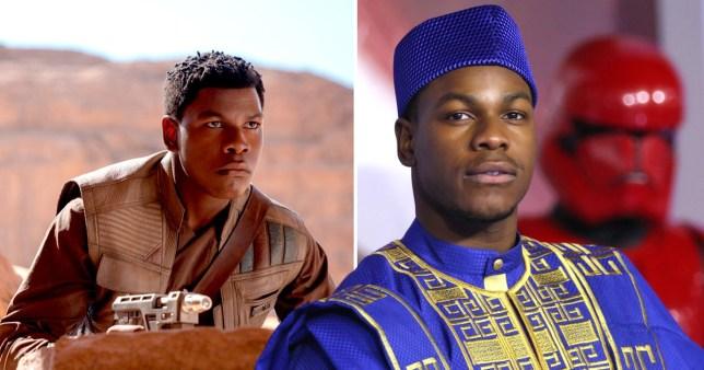 John Boyega Thinks Star Wars The Rise Of Skywalker Could Do Better Metro News