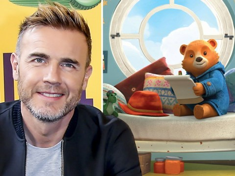 Gary Barlow joins forces with Paddington Bear for mega British new series