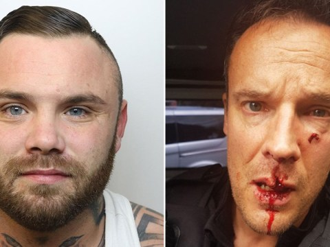 Model who filmed himself kicking police officer in the face is jailed
