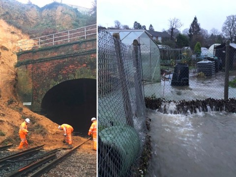Major disruption as England floods with weather warnings for more rain