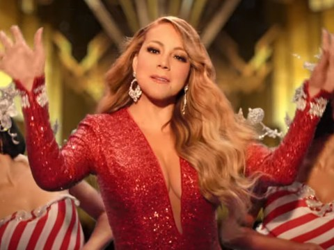 Mariah Carey blesses fans with new All I Want For Christmas video and it's magical