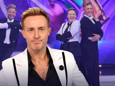 Dancing On Ice's Ian 'H' Watkins 'denied same-sex partner on BBC's Tumble'