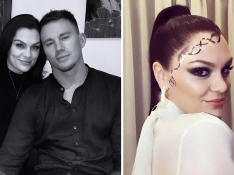 Jessie J shares 'happy' Instagram posts after split with Channing Tatum