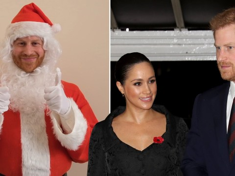 Harry and Meghan on six week Christmas break in 'secret Canadian hideaway'