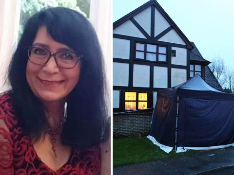 First picture of mum-of-two found murdered in Sussex village