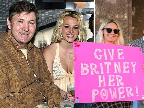 Britney Spears' dad wins injunction against #FreeBritney blogger after conservatorship drama