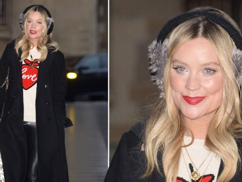 Laura Whitmore 'in disbelief and shock' at replacing Caroline Flack on Love Island