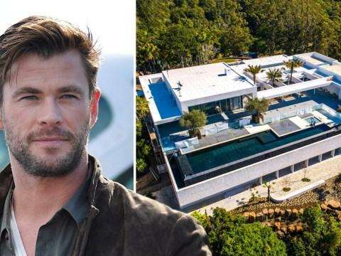 Chris Hemsworth slams reports of water trucks for his garden amid Australian bushfires as 'complete lie'