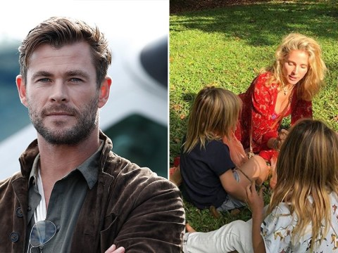 Chris Hemsworth is taking eight months off to hang out with his family and we're devastated