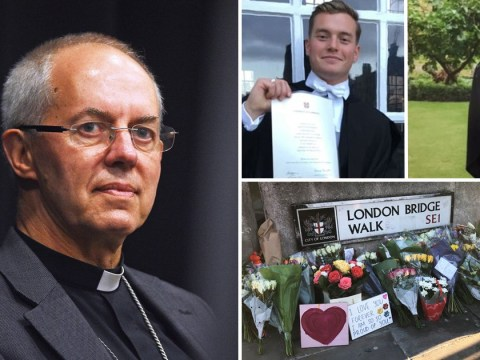 Archbishop of Canterbury reflected on London Bridge attacks in Christmas Day sermon