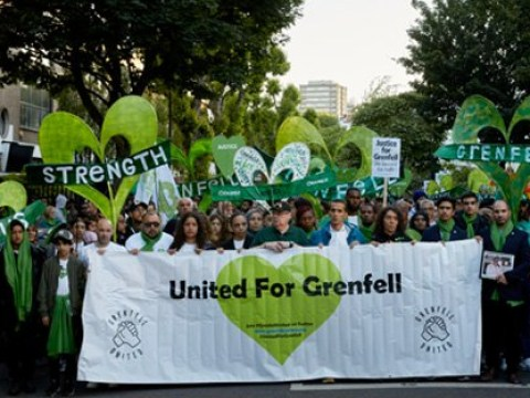 Anger at change to Grenfell inquiry 'snuck out just before Christmas'