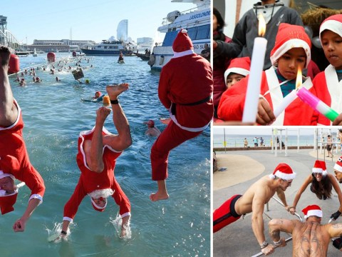 Christmas around the world in pictures