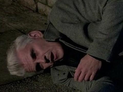 How did Robert die in Coronation Street?