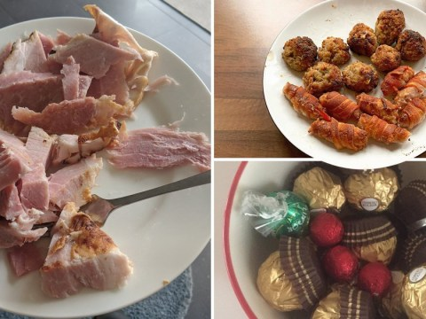 If you ate Christmas leftovers for breakfast, you're not alone
