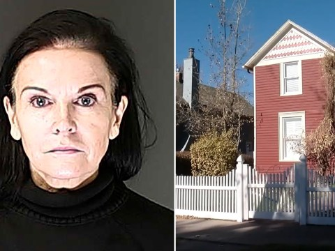 Nursery owner accused of hiding 26 toddlers in basement behind false wall