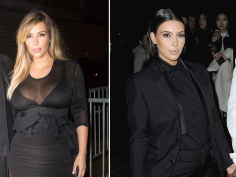 Kim Kardashian owns a fashion archive for every coat she's ever worn and we can't blame her