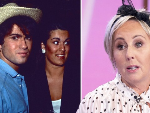 Roman Kemp's mum and Wham! backing vocalist Shirlie Kemp pays tribute to George Michael's late sister Melanie