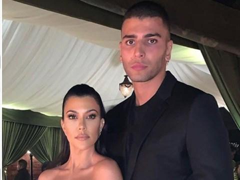 Kourtney Kardashian 'goes Instagram official' with former flame Younes Bendjima