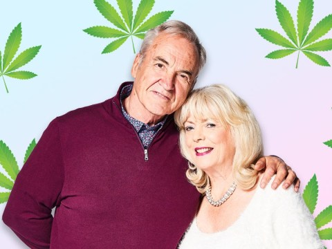 Gavin and Stacey slammed for 'pushing message cannabis is OK' as Pam and Mick light up in the living room