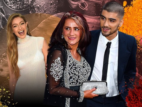 Gigi Hadid sparks spicy Zayn Malik dating rumours by cooking his mum's curry recipe