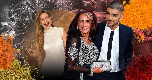 Gigi Hadid sparks Zayn Malik dating rumours by cooking his mother's curry recipe