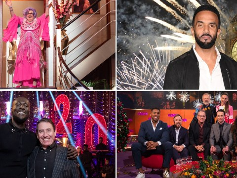 New Year's Eve TV schedule: What's on TV tonight?