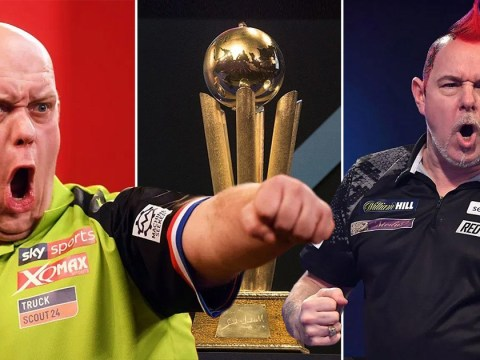 Ever-confident Michael van Gerwen sure he'll hit peak form against Peter Wright in PDC World Darts Championship final